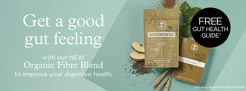 New Superfood Fibre Organic Blend