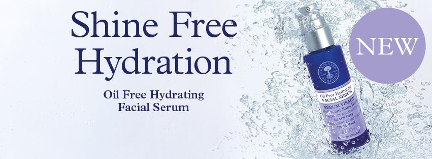 Neals Yard Hydrating facials