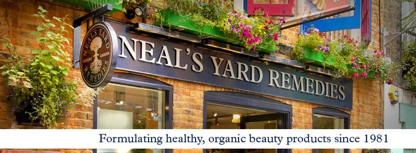 Neals Yard Organics