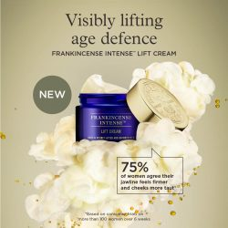 Frankincense Lift Cream