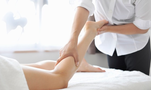 Leg Massage Image